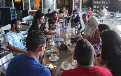 Andi ma nakralek : Les jeunes se réunissent par amour du livre