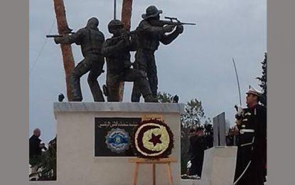«Le mémorial du défi» à la mémoire des martyrs de la garde présidentielle