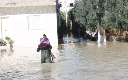 Monastir : Inondations après les pluies torrentielles