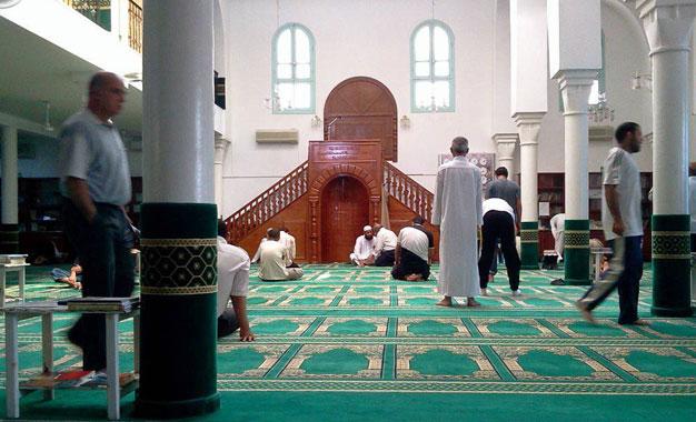 mosquee-minbar