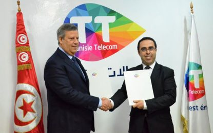 Tunisie Telecom et l'Espérance renforcent leur partenariat