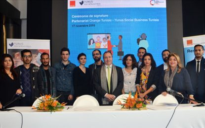 Entrepreneuriat social technologique : Partenariat Orange Tunisie – YSB Tunisia