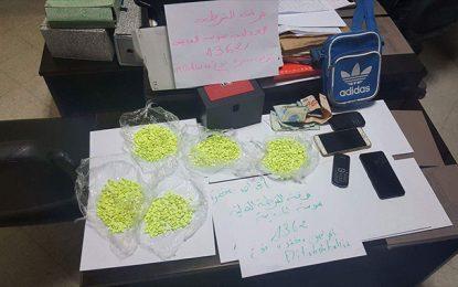Sousse : Trafic d'Ecstasy destiné aux élèves et étudiants
