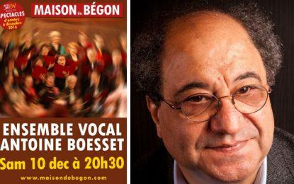 Blois : Des chants pour la paix de Tahar Bekri et Raphaël Terreau