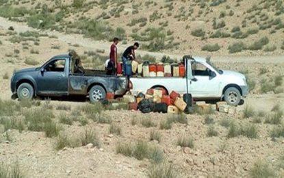 Contrebande : 17 camions interceptés à Tataouine