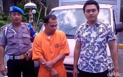 Selon un journal de Bali, Aziz Farhatest mort dans un accident de la route