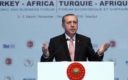 L'Utica au Forum économique Turquie-Afrique