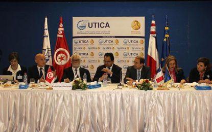 Réunion Utica – Medef : Pour la levée de tous les obstacles à l'investissement