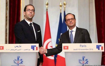 La France au secours du gouvernement Chahed