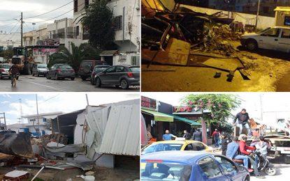 Commerces illégaux : Le gouverneur Omar Mansour fait des émules
