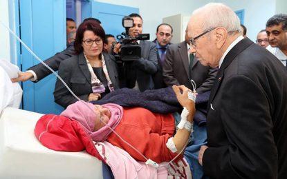 Accident de Jebel Jeloud : Caïd Essebsi déplore le laisser-aller dans le pays