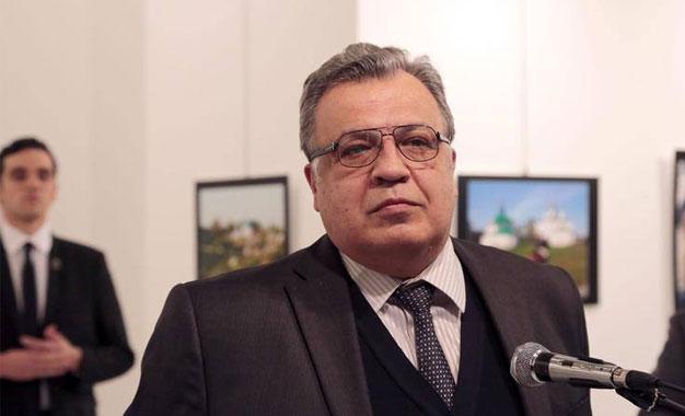 L'ambassadeur russe a succombé à sa blessure par balle — Turquie