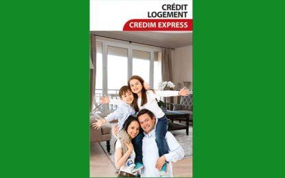 Credim Express d'Amen Bank : Le crédit logement simple et rapide