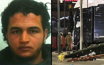 Parcours d'Anis Amri, le Tunisien recherché dans l'attentat de Berlin