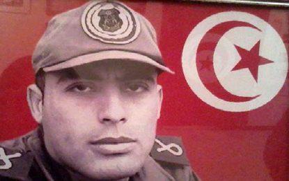 Hommage au martyr Anis Jelassi, tué par des terroristes en 2012