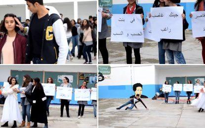 Mariage des violeurs avec leurs victimes : Des lycéens dénoncent l'article 227 bis