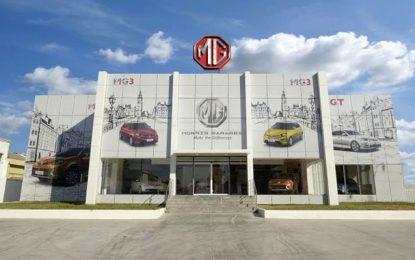 La marque automobile Morris Garages (MG) revient en Tunisie