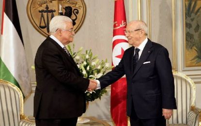 Résolution de l'ONU contre la colonisation israélienne : Caïd Essebsi félicite Abbes