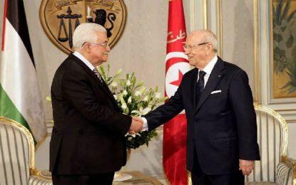 Macron en Tunisie: Le dossier palestinien au menu des entretiens