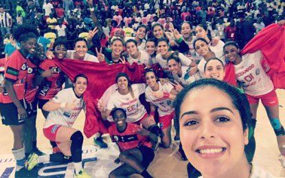 CAN féminine de handball : Les Tunisiennes vice-championnes d'Afrique