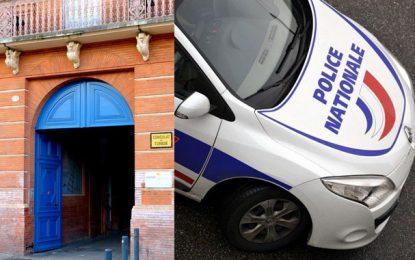 Un homme armé maîtrisé au consulat de Tunisie de Toulouse