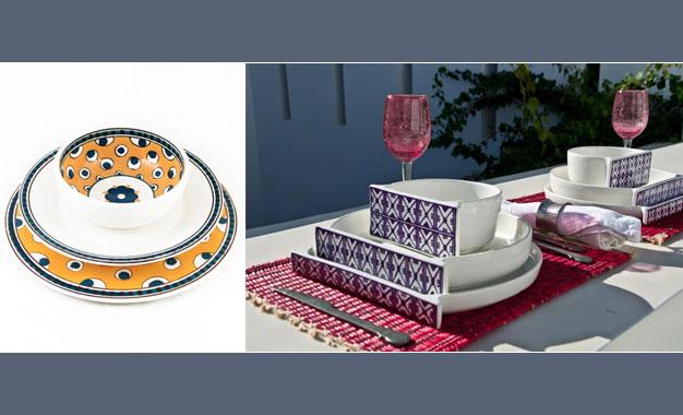 Pour la 2e année consécutive dar déco le salon de la décoration et du design de tunis accueillera le cluster nabeul lart de la table