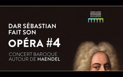 Hammamet : « Concert baroque autour de Haendel » à Dar Sebastian