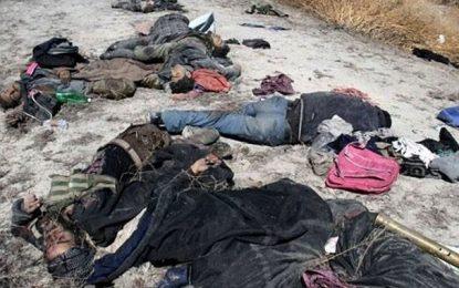 A propos des terroristes tunisiens de retour du Proche-Orient