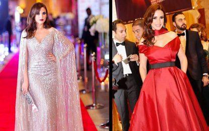 Dorra Zarrouk icône de l'élégance arabe