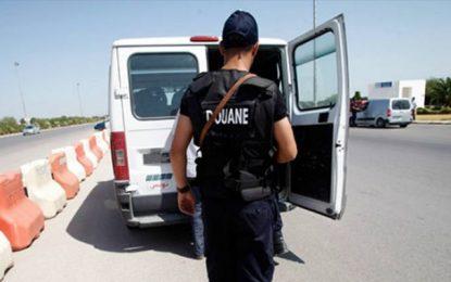 Gafsa : Deux douaniers placés en détention pour revente d'objets saisis