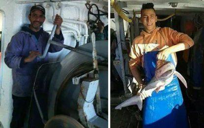 Les noms des pêcheurs morts et disparus au large de Mahdia