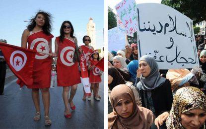 L'interminable combat des femmes musulmanes, y compris des Tunisiennes, les mieux loties parmi elles