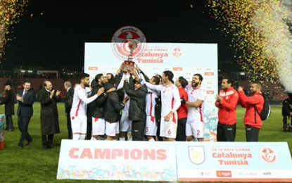 Football: Tunisie-Pays Basque en direct sur la chaîne espagnole ETB
