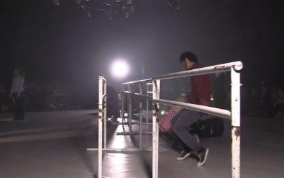 Ballet : ''Frontières de l'Invisible'' diffusée en Tunisie à partir de janvier 2017