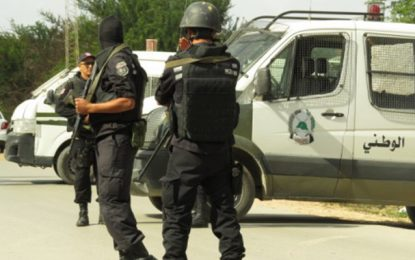 Terrorisme : Arrestation de 2 suspects à Kasserine