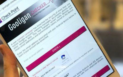 Le virus Gooligan menace les smartphones sous Androïd 4 et 5