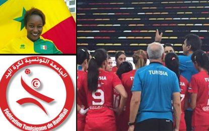 CAN féminine de handball : Réserve acceptée, la Tunisie en finale