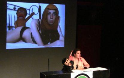 Leila Ben Abdallah explique la révolution tunisienne aux Américains