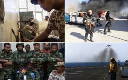 Crise libyenne: Tunis, Alger et le Caire retroussent les manches