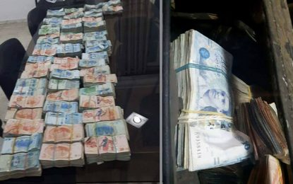 Médenine : Un Tunisien tente de faire passer 300.000 dinars en Libye