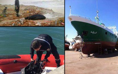 Mahdia : L'épave du bateau El-Barka repérée à Salakta