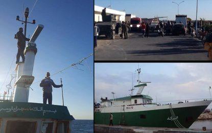 Naufrage d'un bateau au large de Mahdia : Un 8e corps repêché