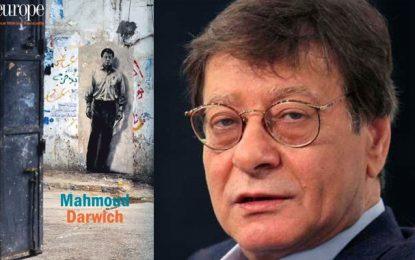 Revue ''Europe'' : Un spécial Mahmoud Darwich