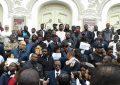Aujourd'hui à Tunis : Marche pour les droits des immigrants en Tunisie