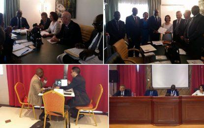 Les opérateurs tunisiens des TICs en mission de prospection au Gabon