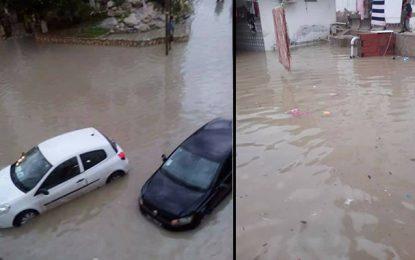 Monastir : Inondations et trafic routier paralysé