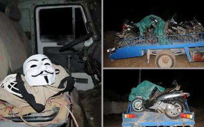 Vol de l'entrepôt municipal de Monastir : L'un des voleurs identifié