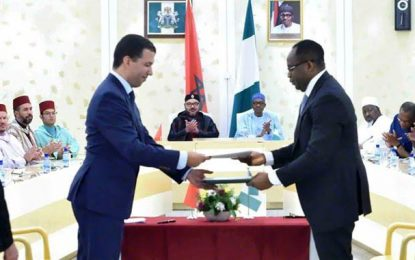 Energie : Vers la construction d'un gazoduc reliant le Nigéria et le Maroc