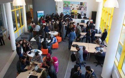 Inauguration d'Orange Wifi Corner à l'Iset de Sousse