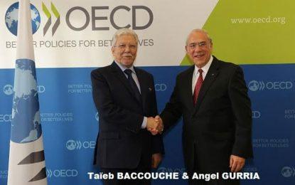 Maghreb : Taïeb Baccouche se tourne vers l'Europe !